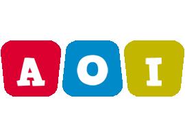Aoi kiddo logo