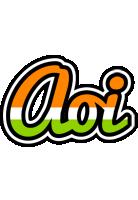 Aoi mumbai logo
