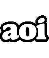 Aoi panda logo