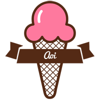 Aoi premium logo