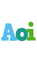 Aoi rainbows logo