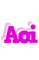 Aoi rumba logo
