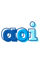Aoi sailor logo