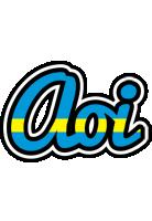 Aoi sweden logo