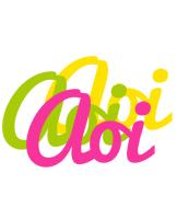 Aoi sweets logo