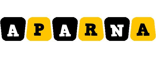Aparna boots logo