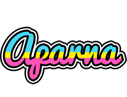 Aparna circus logo