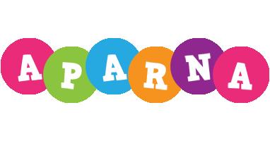 Aparna friends logo
