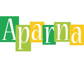 Aparna lemonade logo