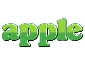 APPLE logo effect. Colorful text effects in various flavors. Customize your own text here: https://www.textGiraffe.com/logos/apple/