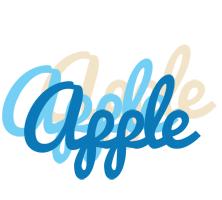 Apple breeze logo