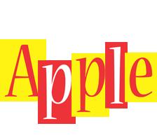 Apple errors logo