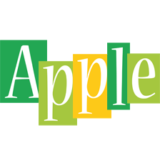 Apple lemonade logo