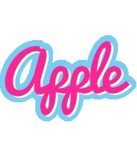 Apple popstar logo