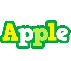 Apple soccer logo