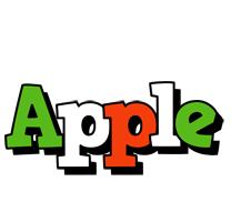 Apple venezia logo