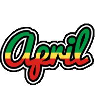 April african logo