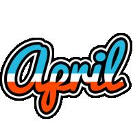 April america logo