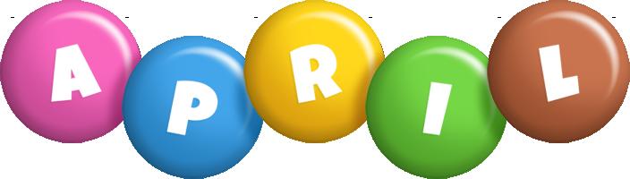 April candy logo