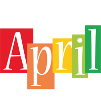 April colors logo