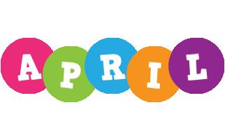 April friends logo