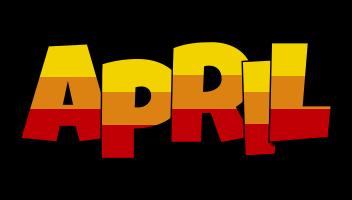 April jungle logo