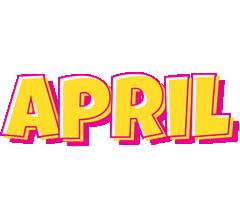 April kaboom logo