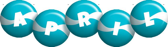 April messi logo
