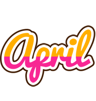 April smoothie logo