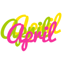 April sweets logo
