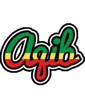 Aqib african logo