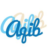 Aqib breeze logo