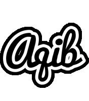 Aqib chess logo