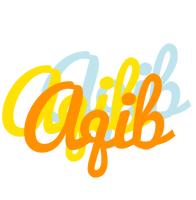 Aqib energy logo