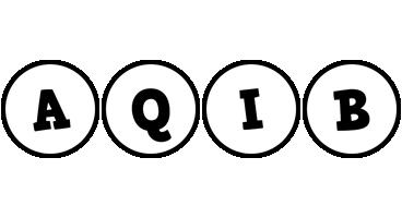 Aqib handy logo