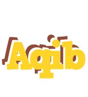 Aqib hotcup logo