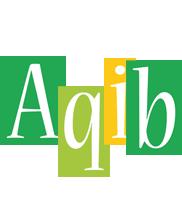 Aqib lemonade logo