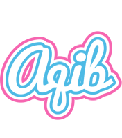 Aqib outdoors logo