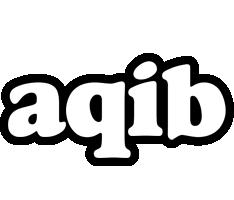 Aqib panda logo