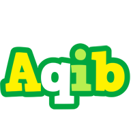 Aqib soccer logo