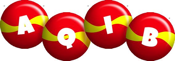 Aqib spain logo