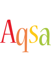 Aqsa birthday logo