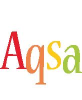 Aqsa Logo Name Logo Generator Smoothie Summer Birthday Kiddo