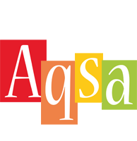 Aqsa colors logo