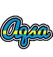 Aqsa sweden logo