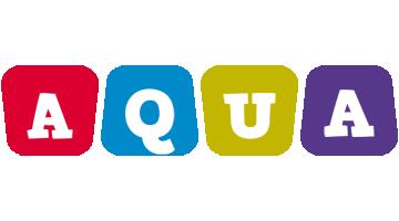 Aqua daycare logo