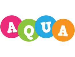 Aqua friends logo