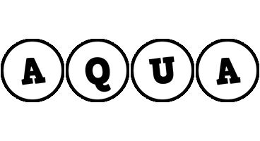 Aqua handy logo