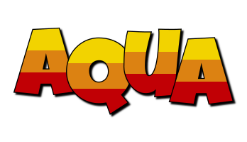 Aqua jungle logo
