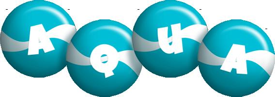 Aqua messi logo